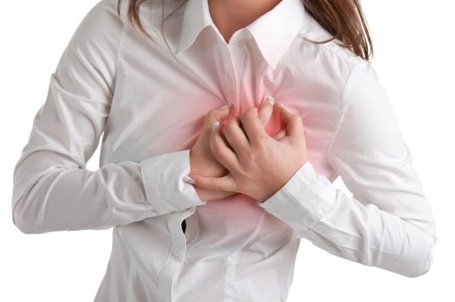 Симптомы инфаркта у женщин и оказание первой помощи