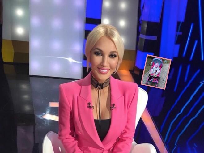 Первые зубики: Лера Кудрявцева показала подросшую дочь