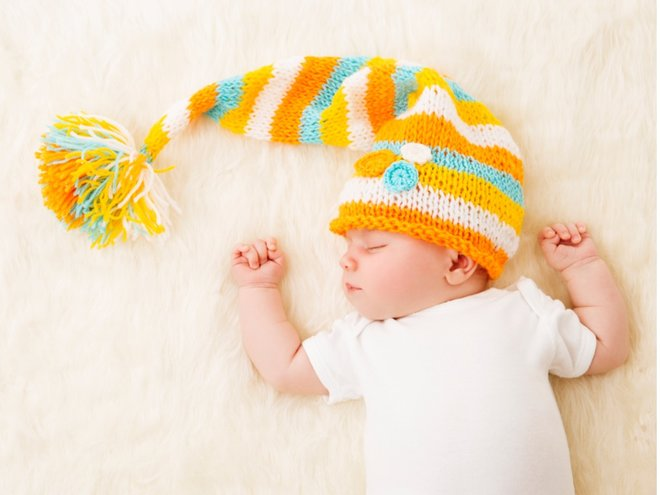 Развитие ребенка на 6 неделе после рождения