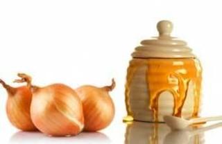 Как лечить кашель луком с медом