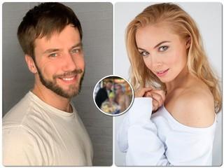 Все в сборе: Иван Жидков поделился снимком с Татьяной Арнтгольц и 10-летней дочкой