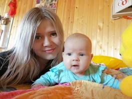 3 месяца моей кукле)
