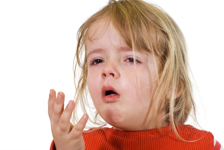 кашель до рвоты у ребенка