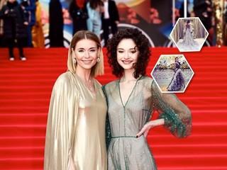 Дочь Любови Толкалиной и Егора Кончаловского поразила нежным образом на Венском балу