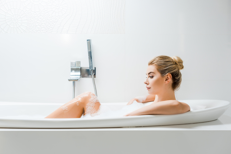 Содовые ванны для похудения эффективность
