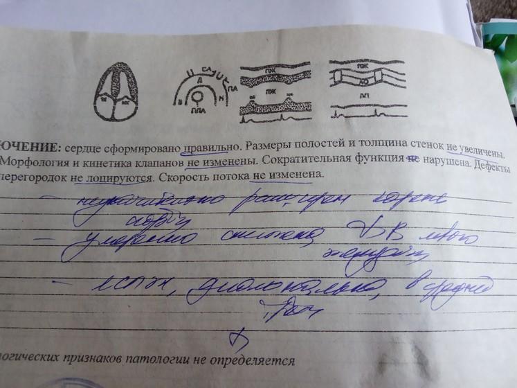 Спецы по почерку врачей, нужна помощь!
