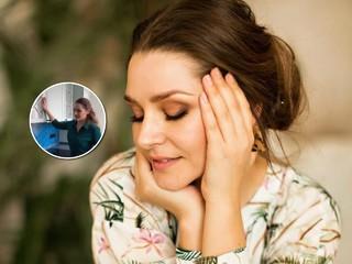 Глафира Тарханова показала свою новую кухню