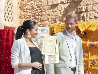 В честь первенца принца Гарри и Меган Маркл королевский дворец выпустил мягкую игрушку