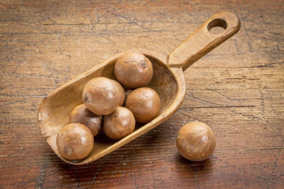 польза ореха макадамия