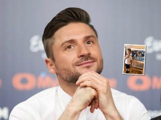 Юное дарование: Сергей Лазарев показал поклонникам картины сына