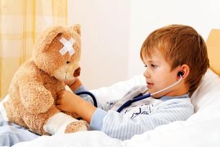 Что делать, если у ребенка белая лихорадка