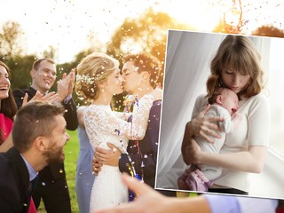 Брат мужа запретил приходить к нему на свадьбу с ребенком
