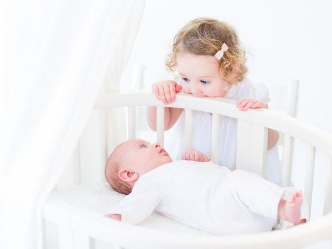 Сон ребенка на 6 неделе после рождения
