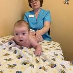 Осмотр педиатра 3 месяца