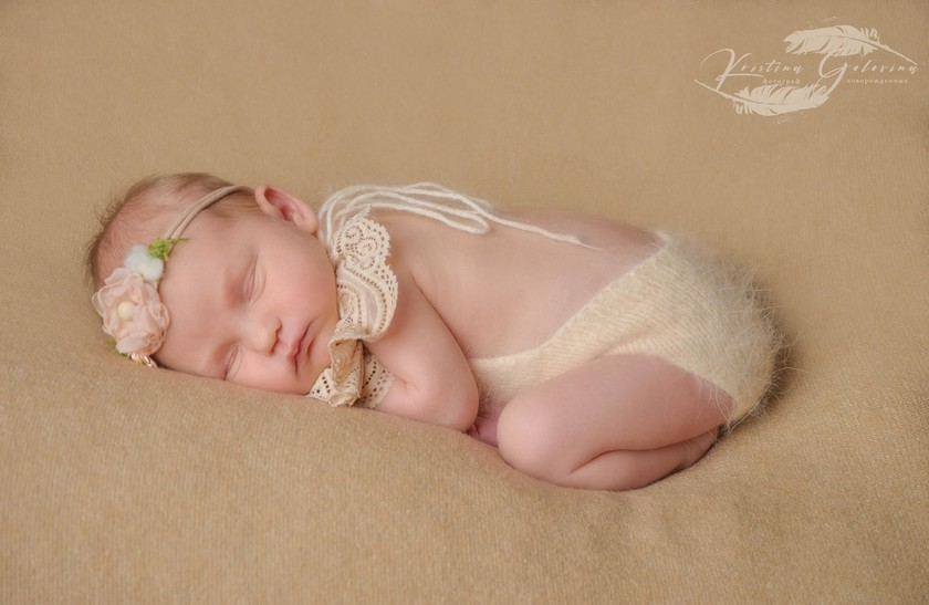как проходит фотосессия новорожденных?