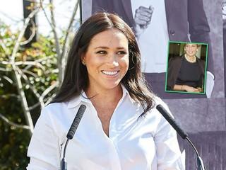 Как у мамы: принц Гарри рад, что Меган Маркл надела любимые украшения принцессы Дианы