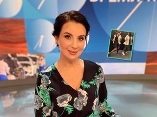 Вся в мать: Екатерина Стриженова с дочкой удивили нарядами в стиле family look и веселым танцем