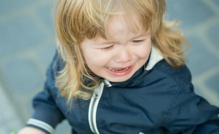 Совет дня: реагируйте на детскую истерику правильно