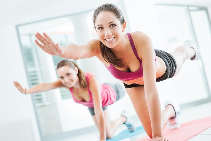 Фитнес Разминка Для Похудения. Простые и эффективные упражнения для снижения веса в домашних условиях