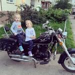 Крошечные байкеры)