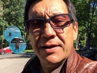 Заплыв с сыном: Егор Кончаловский показал видео с отдыха