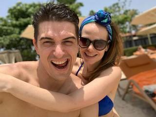 Жена Стаса Бондаренко рассказала о том, почему ей приходится спать в берушах