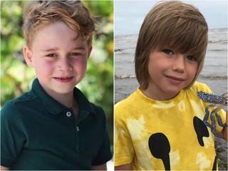 Удивительный факт: что объединяет принца Джорджа и младшего сына Юлии Барановской