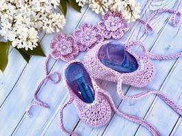 Пинетки балерине 💞