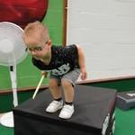 Любовь к спорту м раннего детства