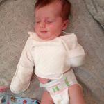 Второй месяц ребенку на фото