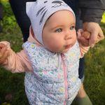 Полюшке 8 месяцев