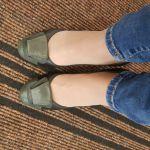 Как вам туфли?