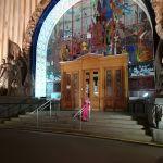 """Наши музейные похождения. Центр """"Слово"""" и выставочный зал """"Атриум"""""""