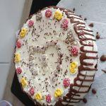 Торт для соседки.