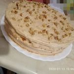 "Знакомьтесь торт ""Диана""☺ Правда рецепт"