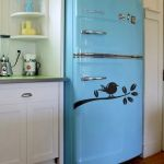 Холодильник цвет.