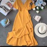 Какое надели бы платье?