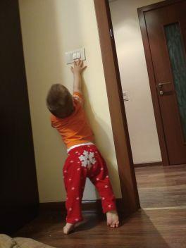 Сын за энергосбережение 😆