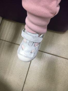 Обувь на первый шаг Melissa