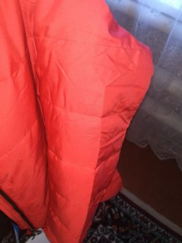 Как разровнять новую куртку?