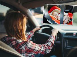 Боюсь водить машину из-за ребенка…