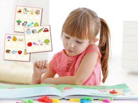 Веселый ребус для малышей: развивайте во время игры