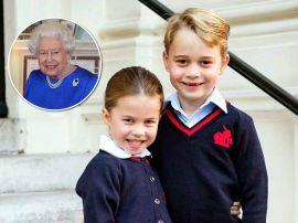 На круги своя: дети принца Уильяма будут учиться так же, как их прабабушка-королева