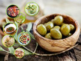 Испанский фестиваль дома: 7 простых и вкусных блюд с оливками