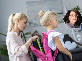 Совет от Людмилы Петрановской: не создавайте из подготовки к школе стрессовую ситуацию