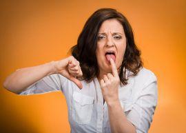 Привкус железа во рту у женщин - почему появляется