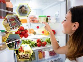 10 лайфхаков для компактного хранения в холодильнике