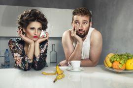 Как наладить испорченные отношения с мужем в семье
