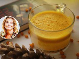 Очень много витаминов: облепиховый морс по рецепту Юлии Высоцкой