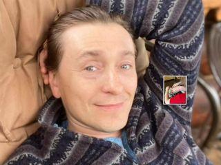 «Мам, Стёпа прям ест!»: 1,5-годовалый сын Сергея Безрукова продегустировал... сырой фарш